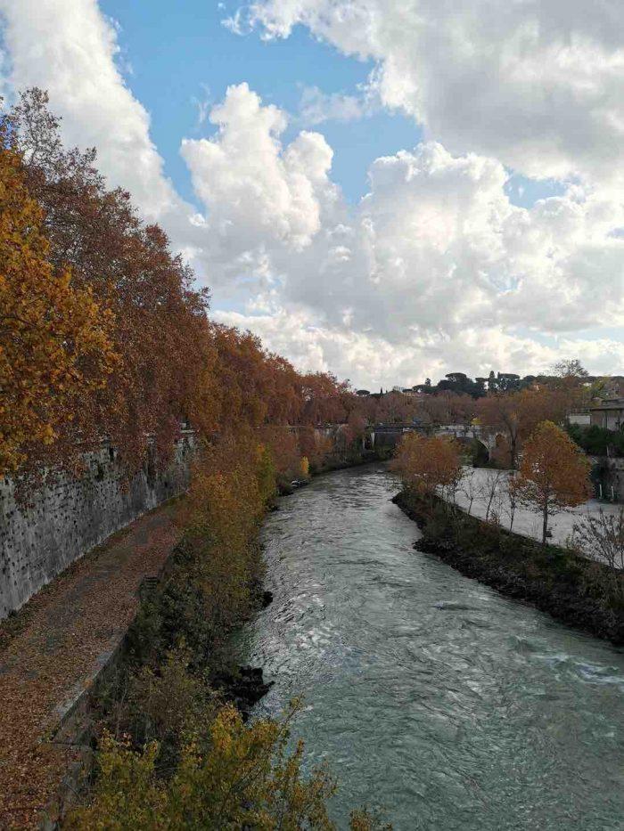 View from Ponte Fabricio_Rome_AOT